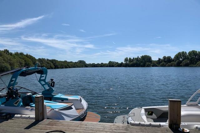 Ellingham Waterski and Wakeboard Club - boats