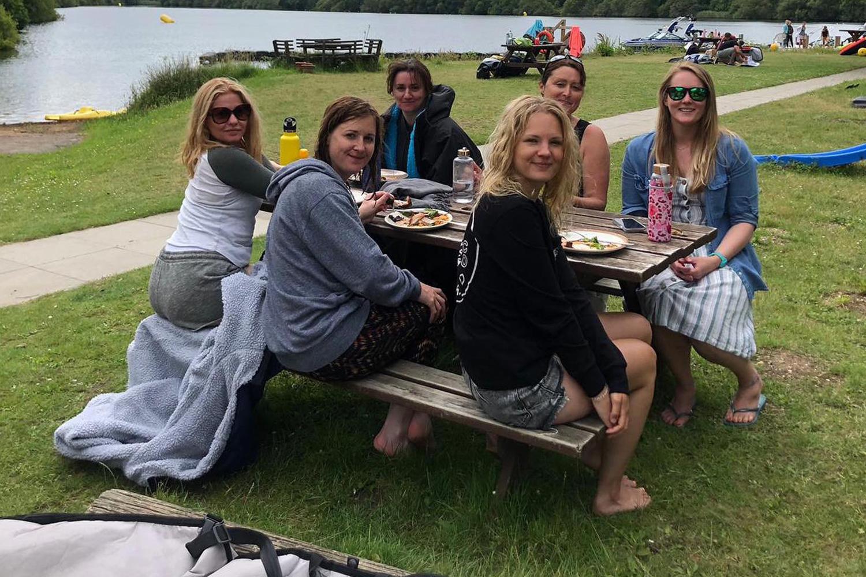 Ellingham Waterski and Wakeboard Club - Ladies day