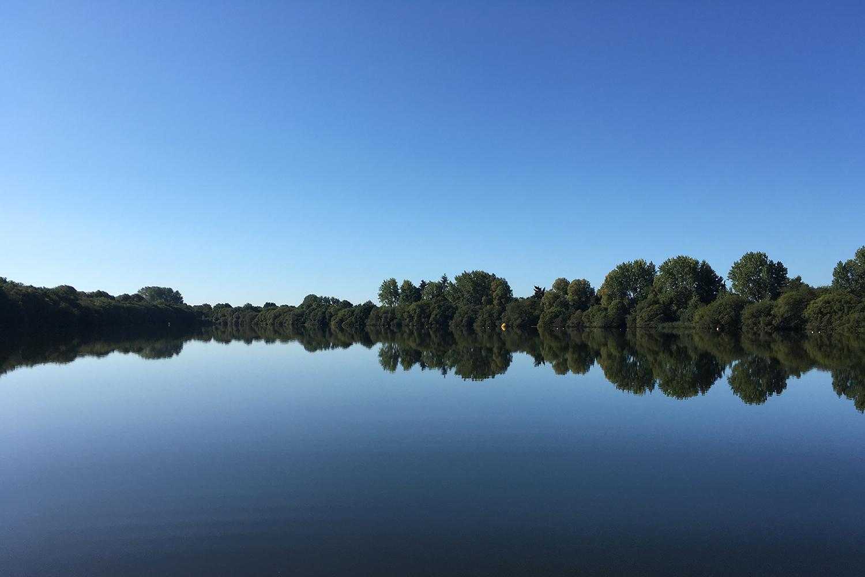 Ellingham Waterski and Wakeboard Club - flat water